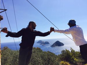 Lycian Way: A Tale of Two Brothers Hammock-Camping in Turkey