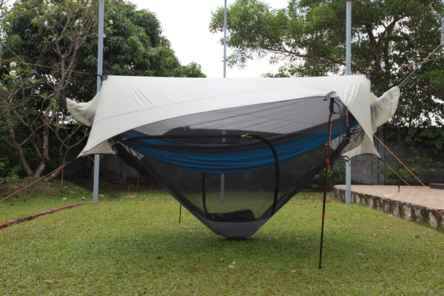 Final Nubé Stratos Hammock Shelter