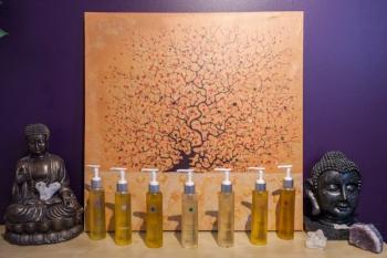 Chakra Massage Oils