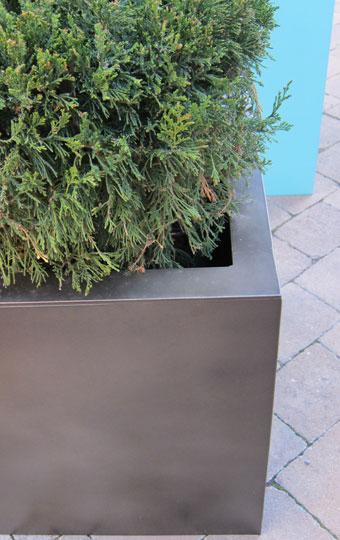 Planter Detail