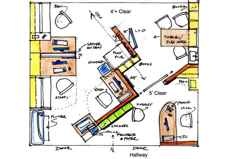 BYLA Office Plan