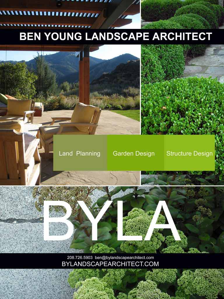 Ben Young Landscape Architect Ad