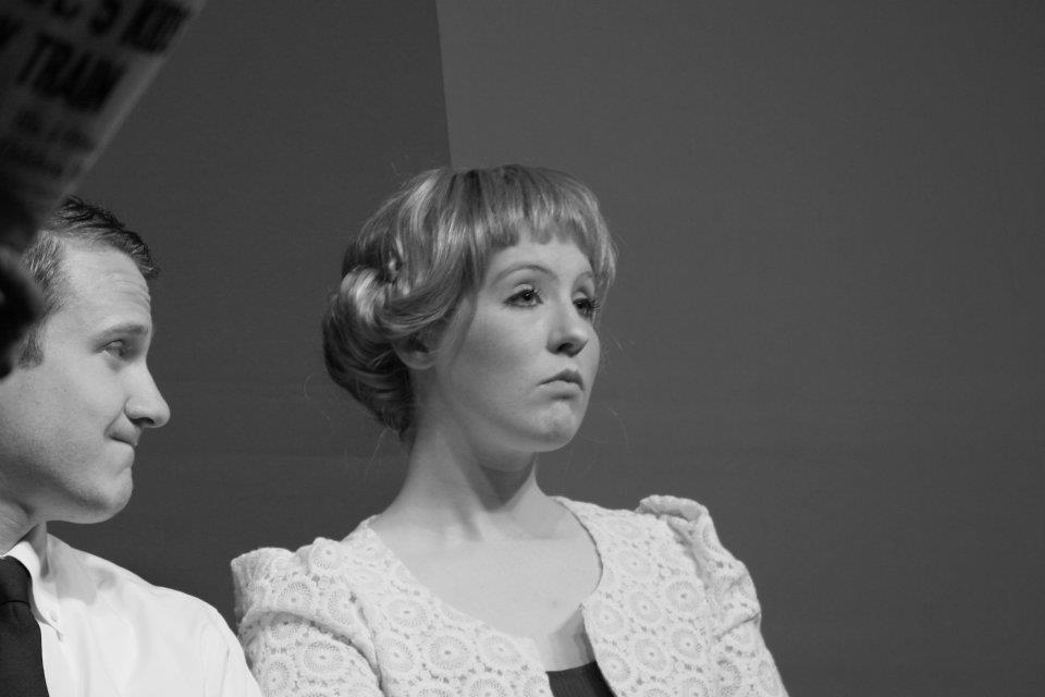 Barbara Harris, Compass Players Reenactment