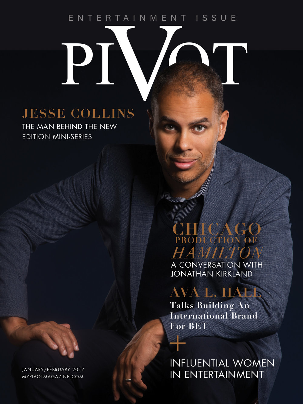 Pivot Magazine Cover
