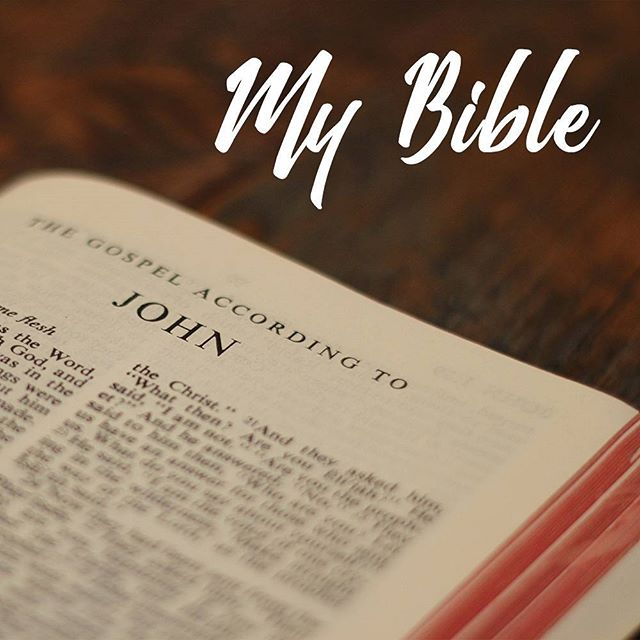"Tomorrow is our favorite day of the week! Join us for week 3 of ""My Bible"" as we learn why our Bibles are SO exciting! Invite a friend and we will see you at 9:00 or 11:00!"