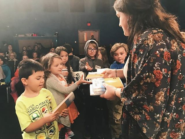 This whole month in Kidamazoo, we have been learning about the Bible. We believe that these kids understand that the Bible is straight from God, that it is always truth, and it will guide you in every area of their lives! The best part of this month was putting actual Bibles in every childs hand! #MyBible