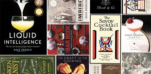 Best Cocktail Books, According to Bartenders for The Strategist, February 2018