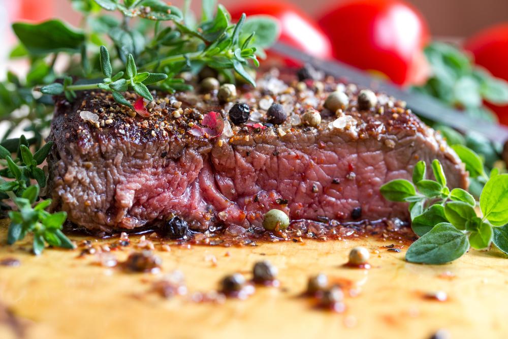 Zum perfekten Menü gehören nun mal die perfekten Zutaten.