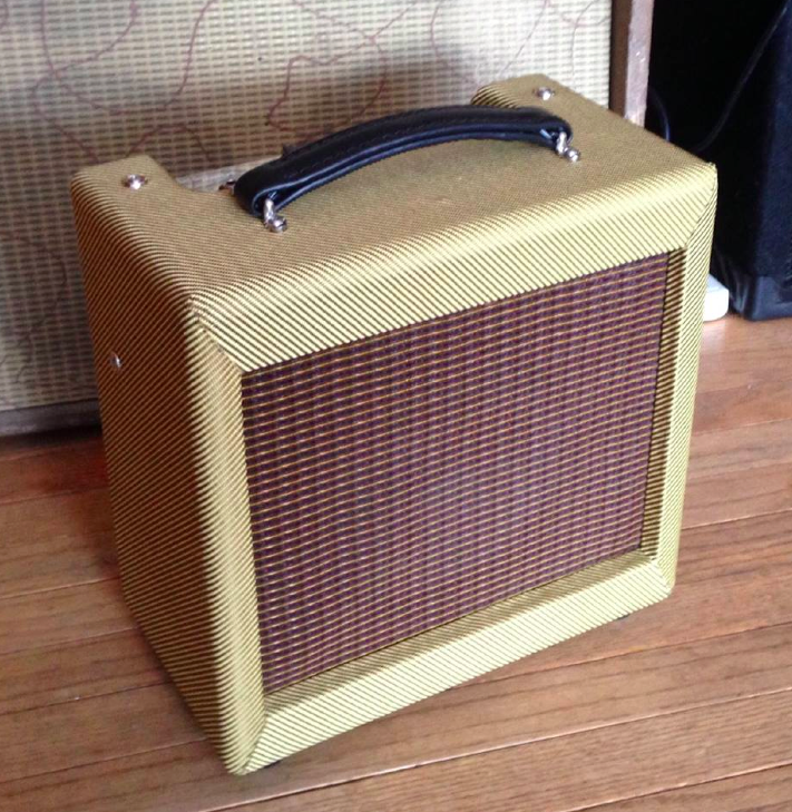 NEW!!! 5 Watt Tweed all tube handwired amp,  Great sound, 6V6, Class A, 8 inch Celestion speaker Click the menu on the left to order!!!