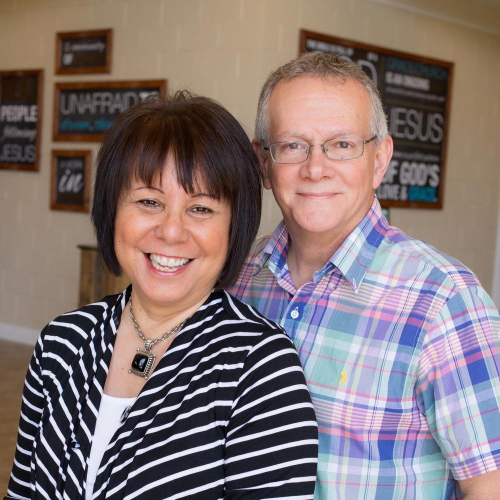 Larry & Juliana Walker - Associate Pastor & Women's Pastor