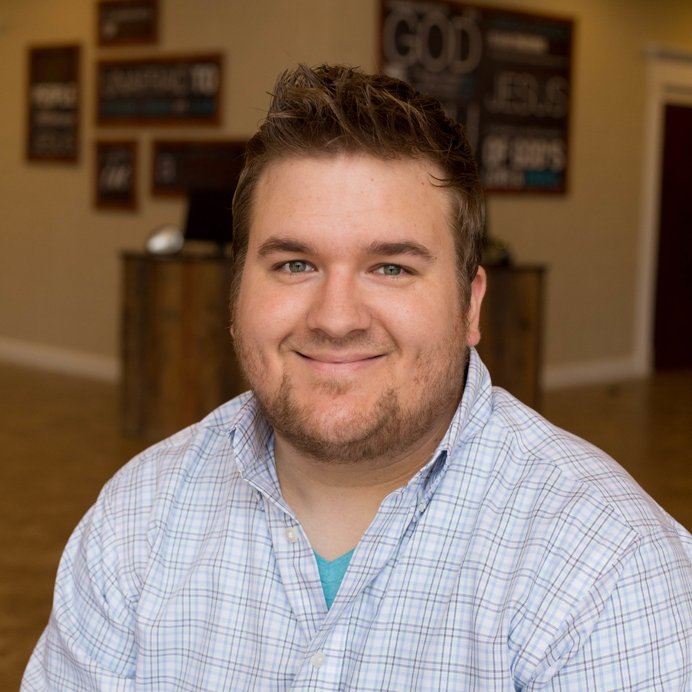 Zack Allen Youth Pastor/Finance Director
