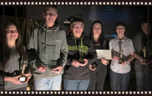 Winner of Most Informative: Berlin Middle School - Dog Sledding in the North Country
