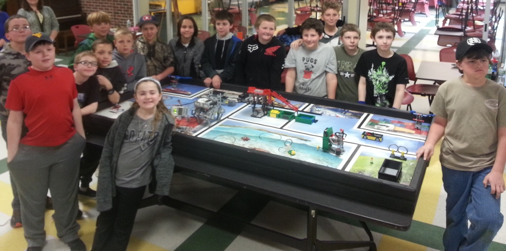 2016 North Country LEGO League