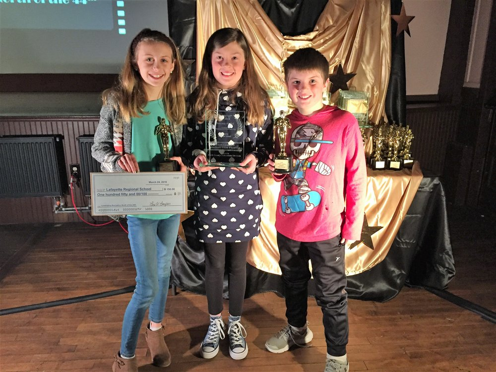 "Winner: Celebrating Recreation North of the 44th   ""Franconia Ski Club"" by Lafayette Regional School"