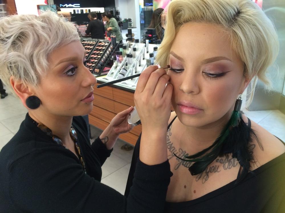 8/6:  A Makeup Artist Meet & Greet