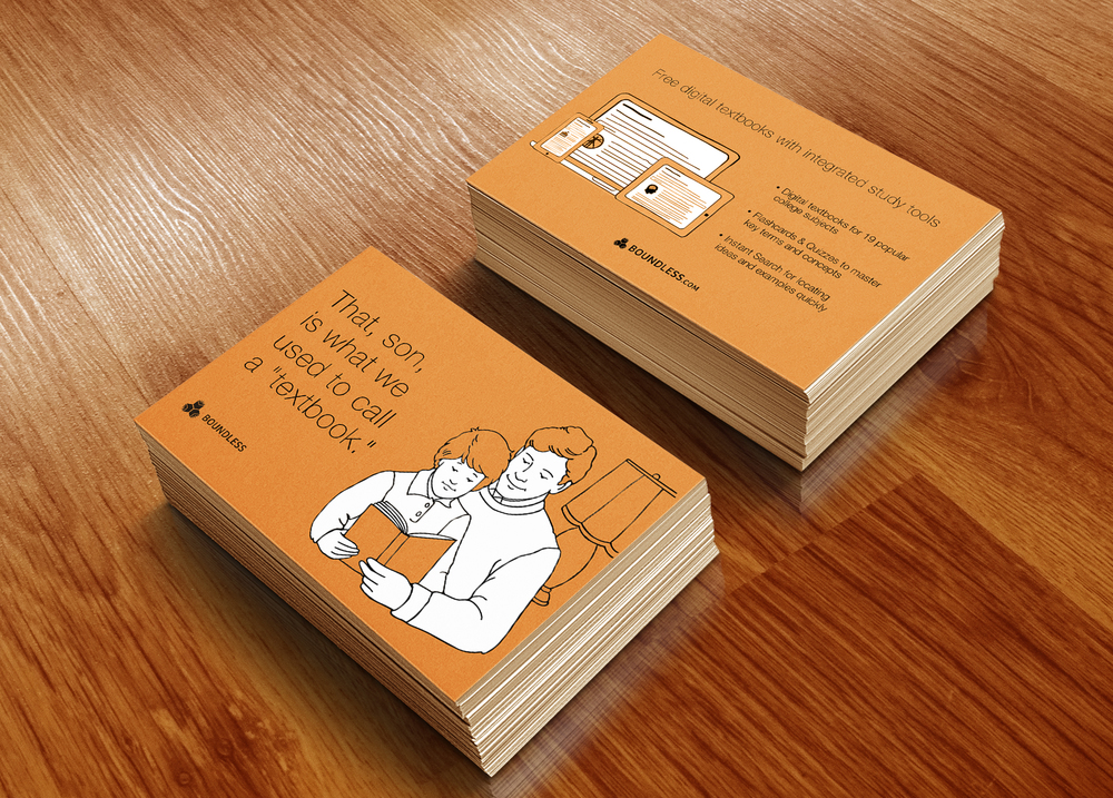 'That Son...' Card - Concept through Production