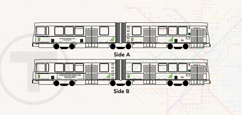 Schematics for the MBTA Green Line