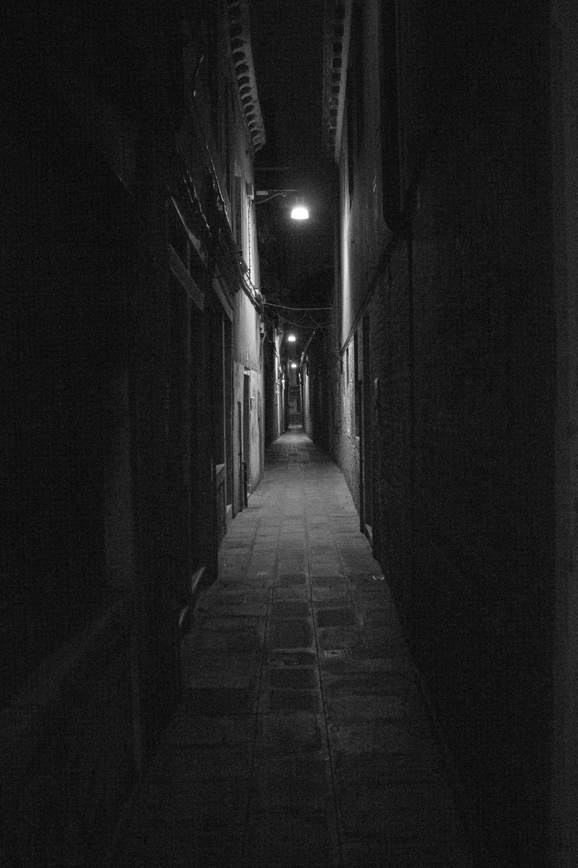 Not an Alley — Venice