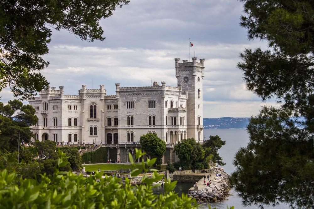 Fancy That — Castello Miramare, Trieste