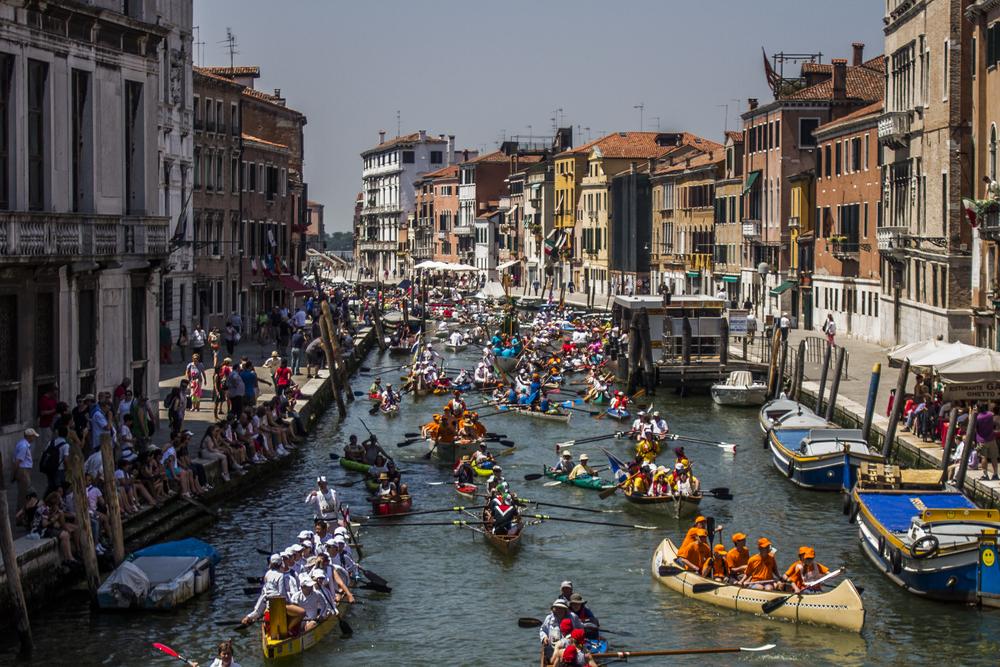 Rush Hour — Venice