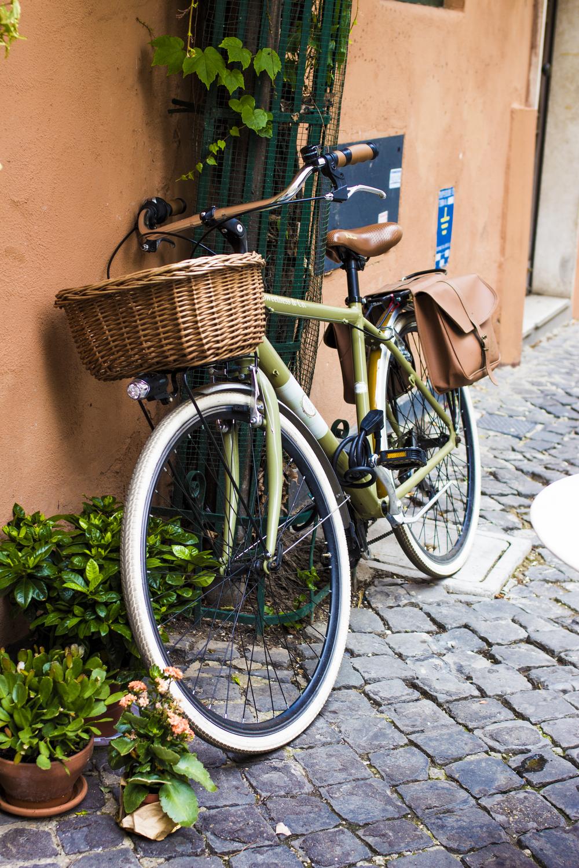 A Bit Tired — Rome