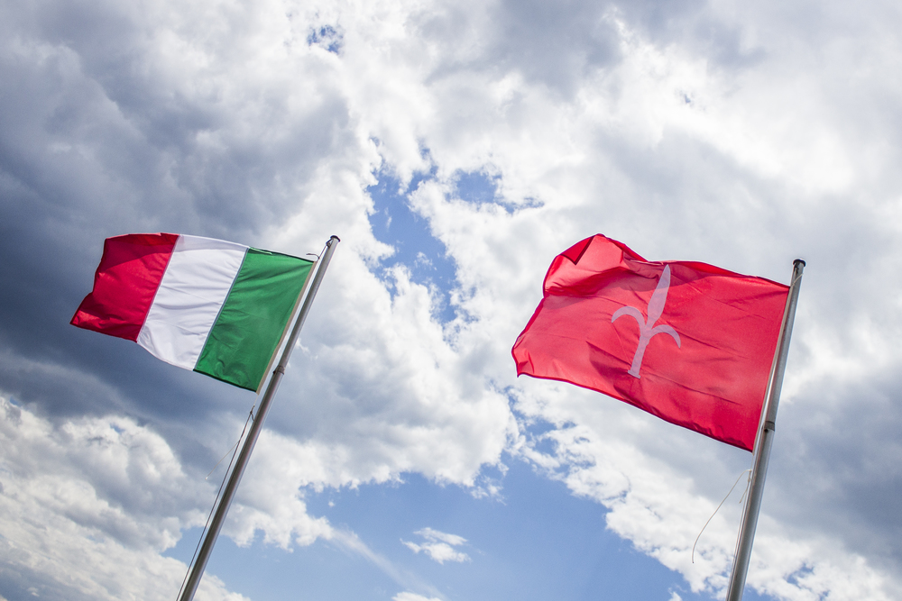 Flag Day — Trieste