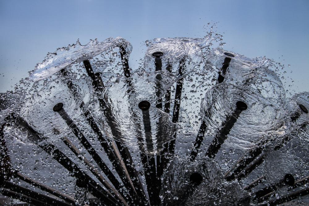Water Wheel — Trieste