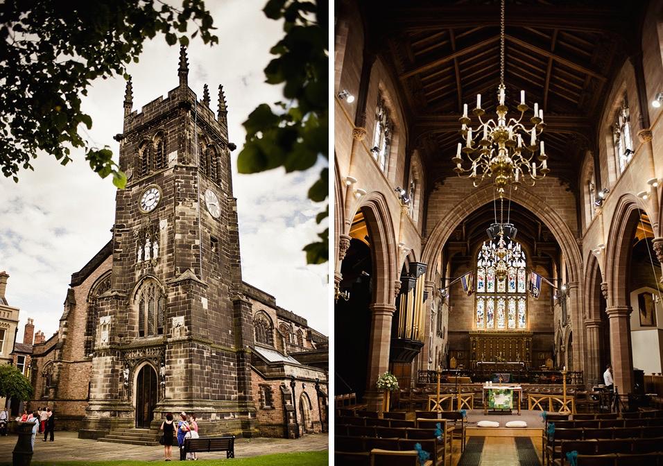 St Michael's Church Macclesfield