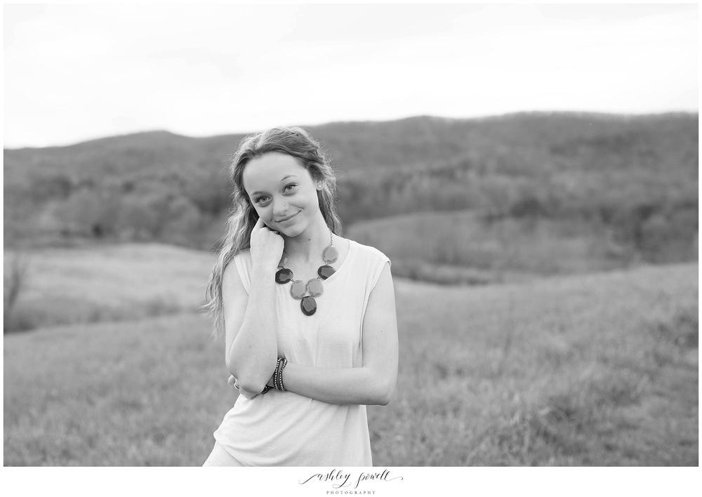 Blacksburg, VA Senior Session | Ashley Powell Photography