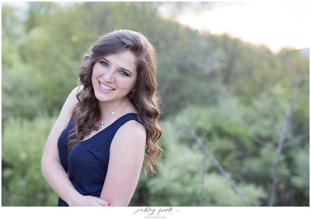 Ashley Powell Photography | Blacksburg Senior Session