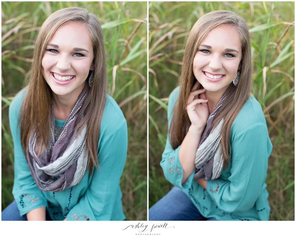 Senior Portraits | Ashley Powell Photography | Roanoke, Virginia