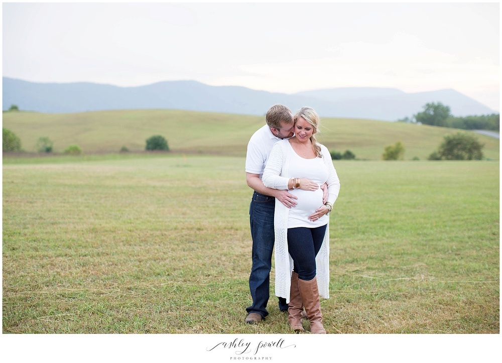 Maternity Session | Ashley Powell Photography | Roanoke, Virginia