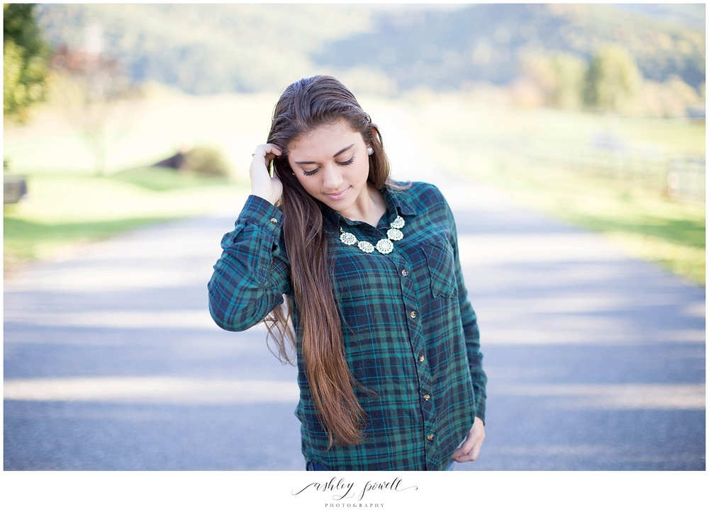 Senior Session | Ashley Powell Photography | Roanoke, Virginia