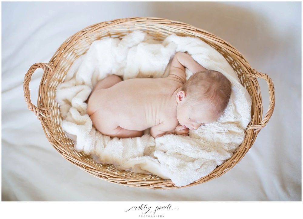 Newborn Session | Ashley Powell Photography | Roanoke, Virginia