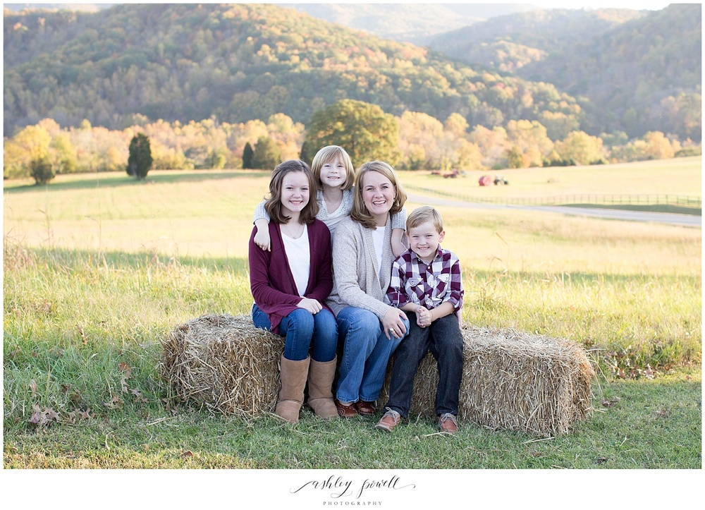 Family Portraits | Ashley Powell Photography | Roanoke, Virginia
