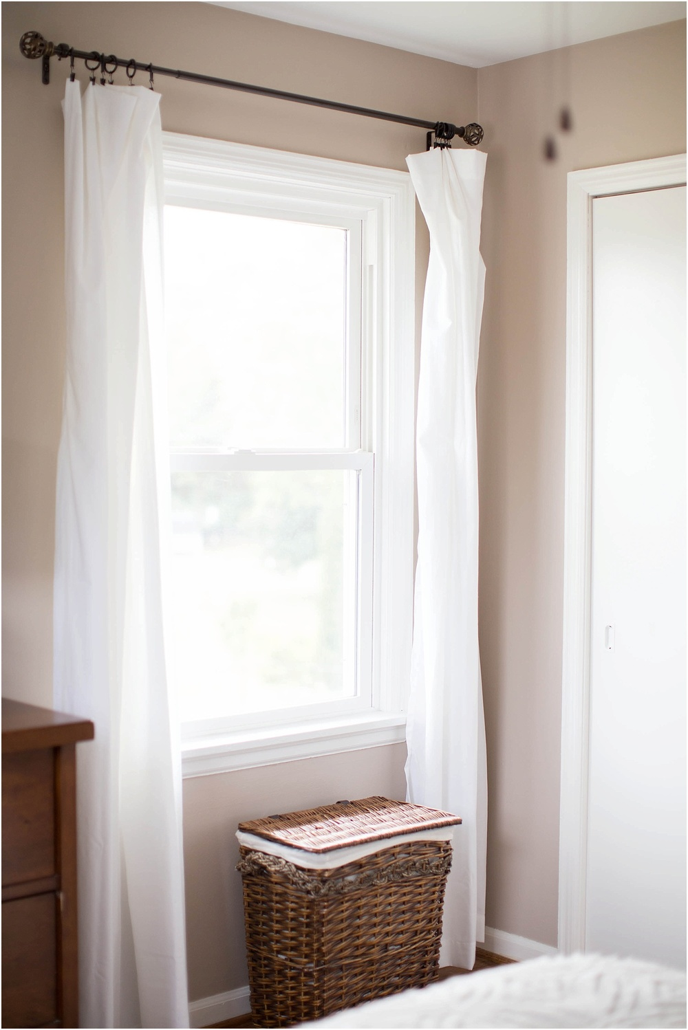 Bedroom Makeover | Ashley Powell Photography | Roanoke, Virginia