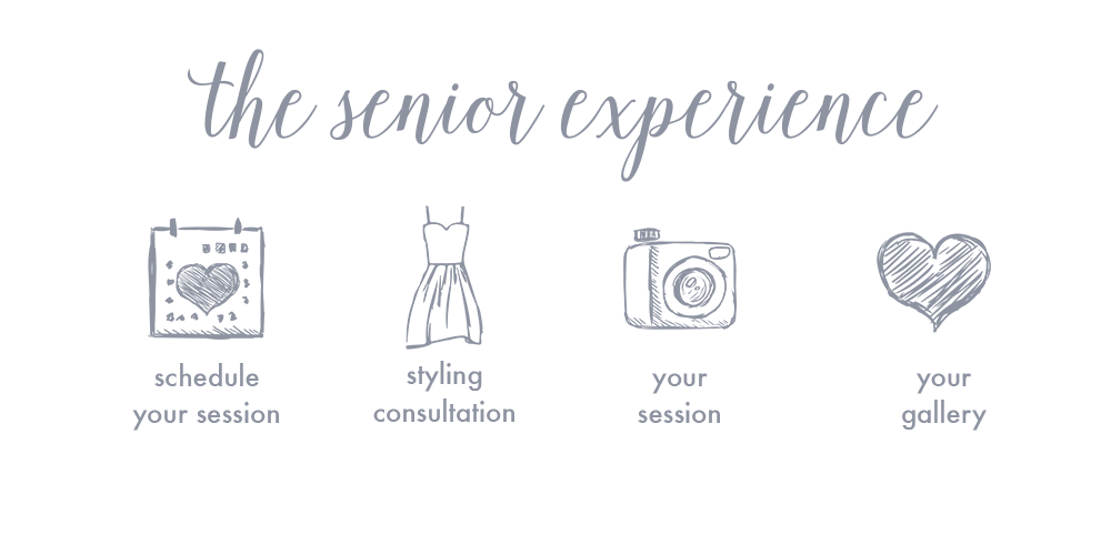 the senior experience ashley powell photography