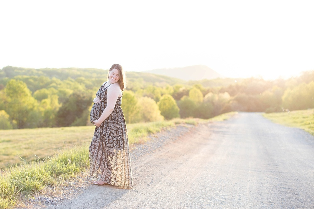 Ashley Powell Photography | Maternity Session | Roanoke, VA