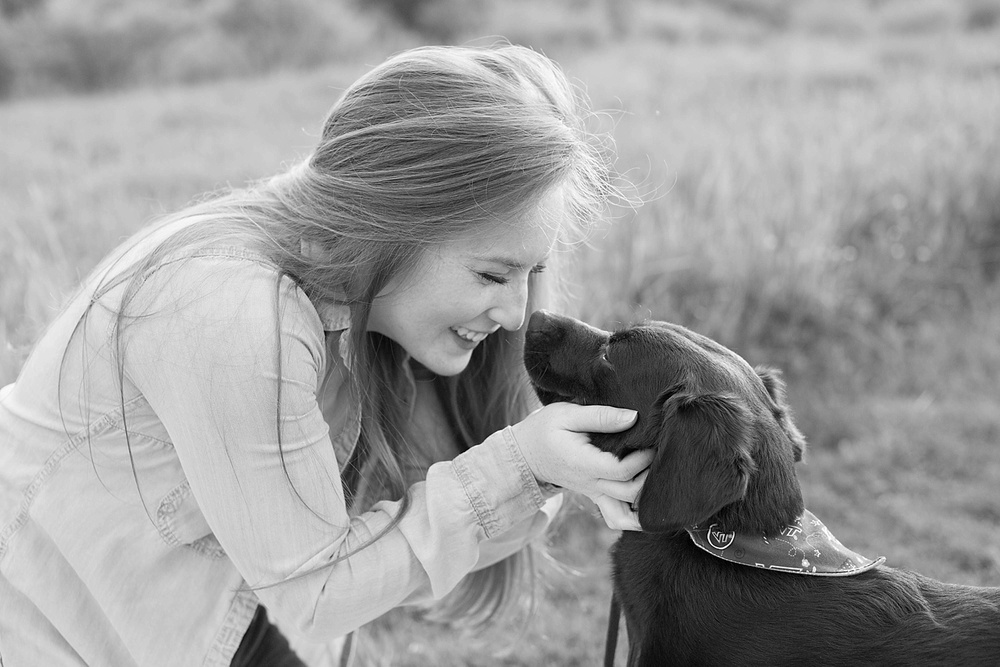 Senior Session | Ashley Powell Photography | Blacksburg, VA