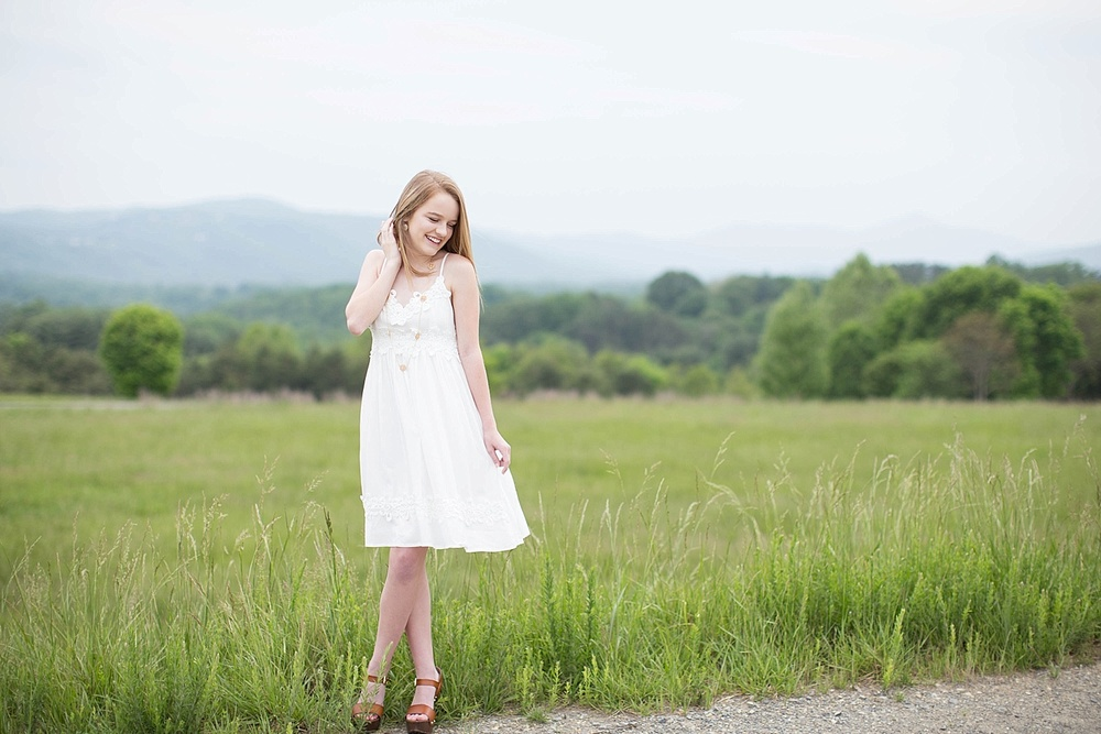 Ashley Powell Photography | Senior Representative Session | Roanoke, VA