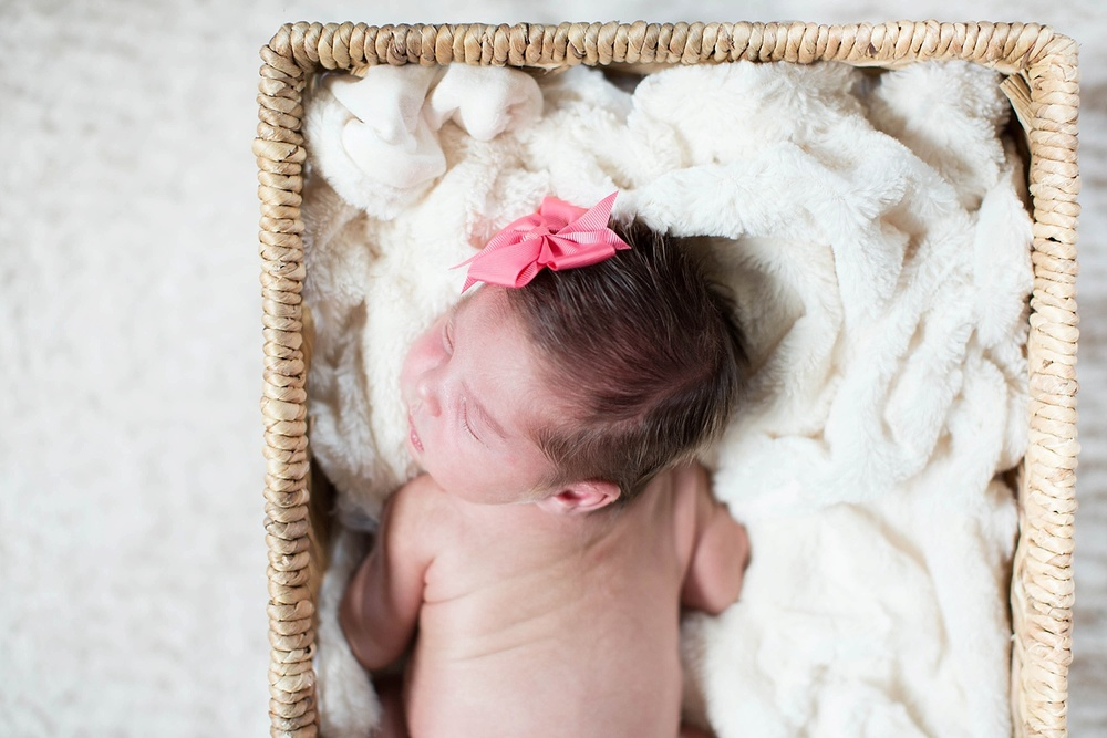 Newborn Session | Ashley Powell Photography | Roanoke, VA