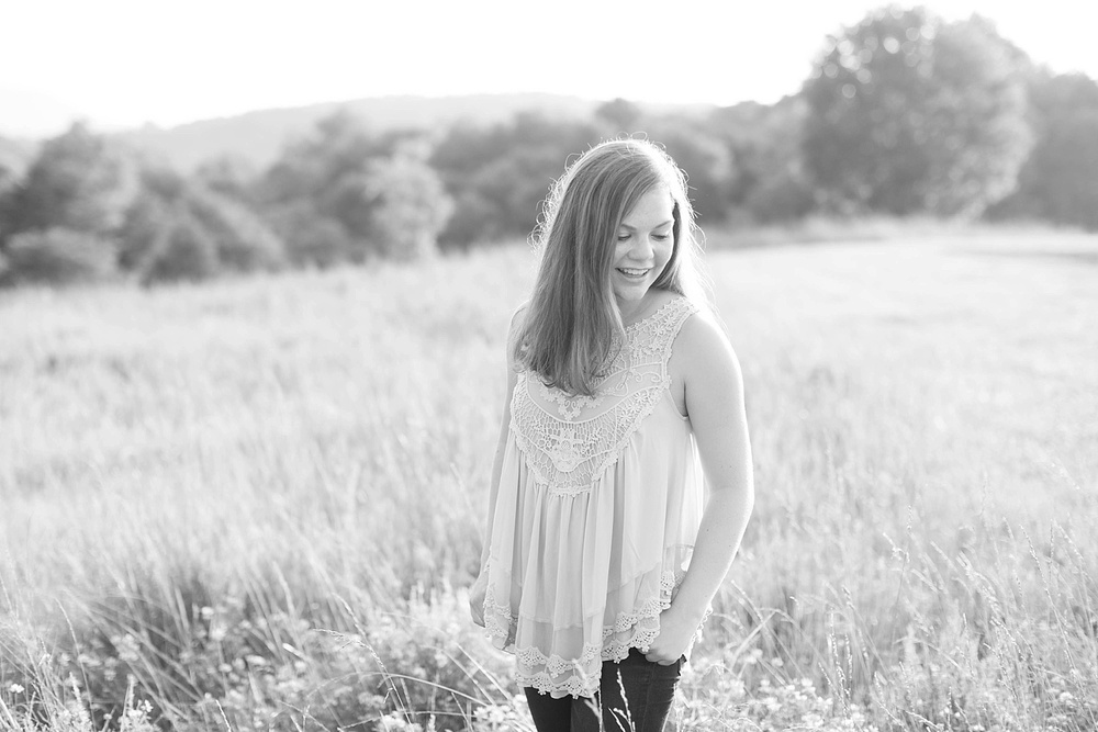 Senior Portraits | Ashley Powell Photography | Roanoke, VA