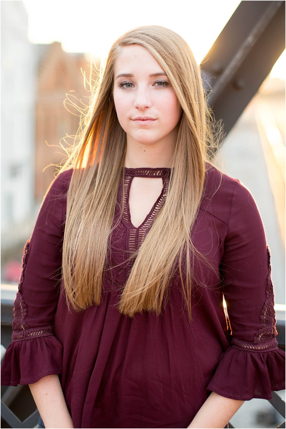 Senior Portraits | Ashley Powell Photography | Roanoke, VA Photographer