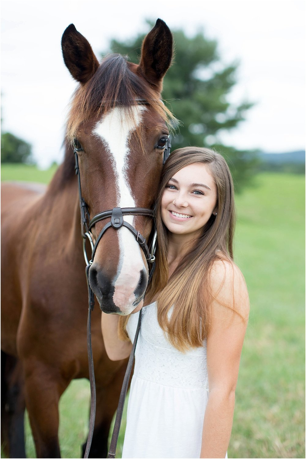 Senior Portrait Session | Ashley Powell Photography | Roanoke, VA Photographer