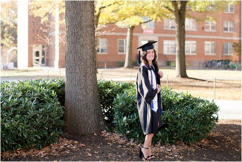 Senior Portrait Session | Ashley Powell Photography | Roanoke, Virginia Photographer