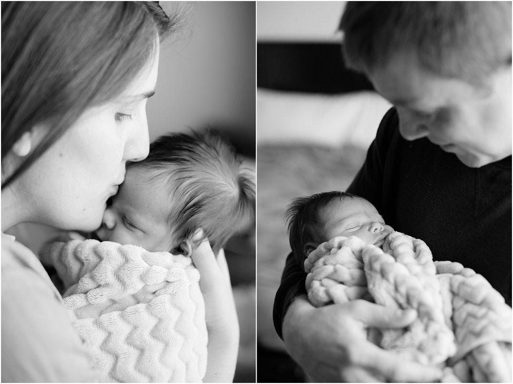 Newborn Session | Ashley Powell Photography | Blacksburg, VA