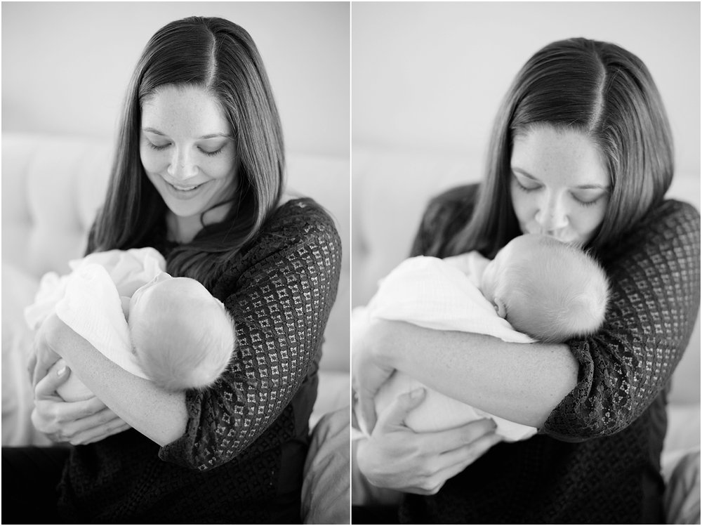 Baby Luke | Ashley Powell Photography | Roanoke, VA Newborn Photographer