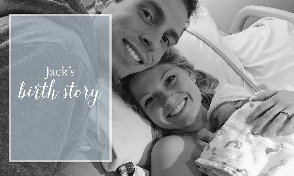 Ashley Powell Photography | Jack's Birth Story