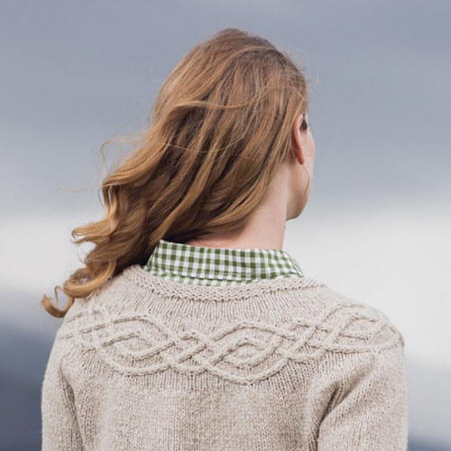 Tucker, Interweave Knits Fall 2015
