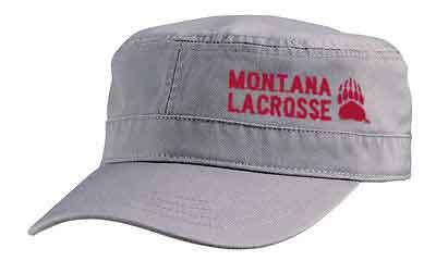 Montana Lacrosse Women's Style Fidel Hat - $20